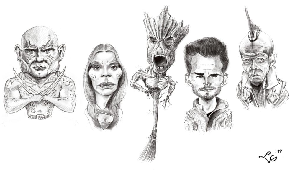 Guardians of the Galaxy (Strażnicy Galaktyki)