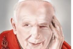 Jan Paweł II portret
